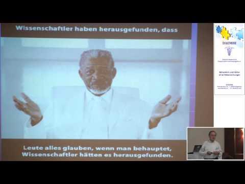 1/4: Gerhard Klügl: Möglichkeiten der feinstofflichen Chirurgie
