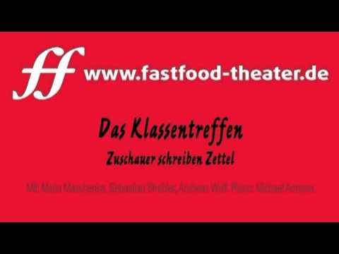 "18/24: Fastfood-Improvisationstheater: ""Best-of"" Juli / August 2008"