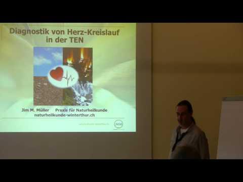 1/2: Jim M.Müller: Diagnostik von Herz-Kreislauf in der TEN