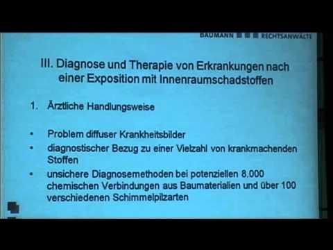 1/2:W.Baumann:Straf- u.zivilrechtliche Haftung bei Innenraumanalytik u.Umweltmedizin