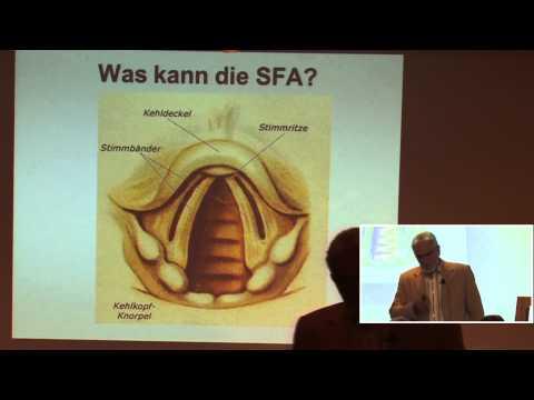 Teil 1/4: Gerhard Bardelang: Stimmfrequenzanalyse und Rhythmustherapie