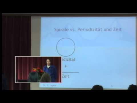 Dr. rer. nat. Conwitha Lapke: Sonne und Mond Rhythmisierung von Lebensprozessen