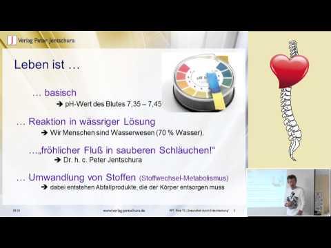 1/2: Joachim Wohlfeil: Entgiftung und Entschlackung