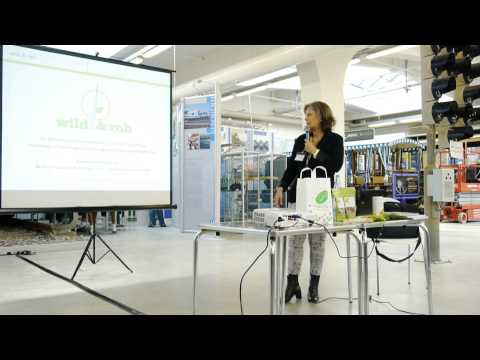 1/2: Dr. Christine Volm: Gesund durch den Winter mit Rohkost, Wildpflanzen und Superfood