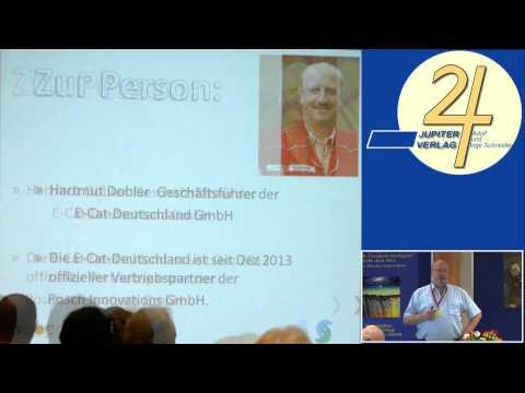 1/4: Hartmut Dobler: Energiewende mit innovativen Produkten für Wärme und Strom