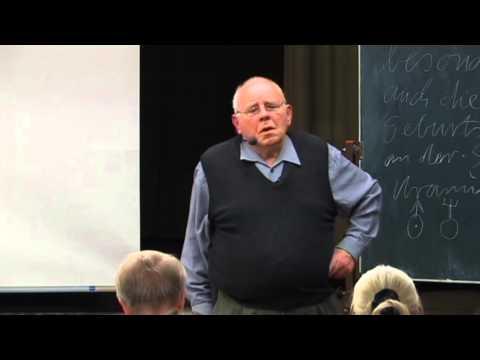 1/5: Dr. rer. nat. Max Amann: Neptun - Planet der Mystik und Medialität