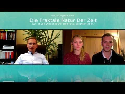 1/2: Matthias Pauque: Die fraktale Natur der Zeit