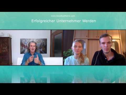 1/2: Christoph Henninger: Erfolgreicher Unternehmer werden