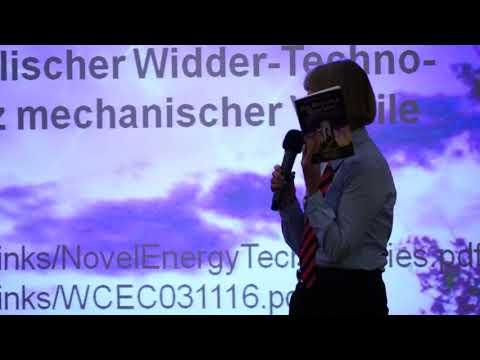 1/2: Adolf Schneider: Autonomer hydraulischer Stromerzeuger aus Russland