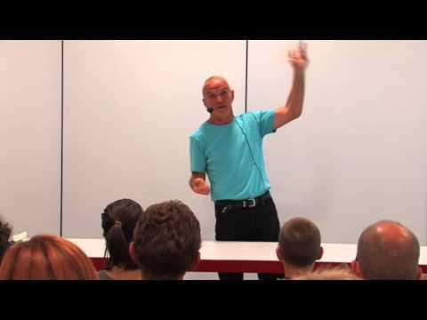 1/3: Jean Huntziger: Heutige Rohkost ... richtige Urkost?