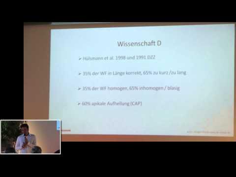 1/2: Dr. Holger Scholz: Einführung zum Vortragsabend - Das Übel an der Wurzel packen