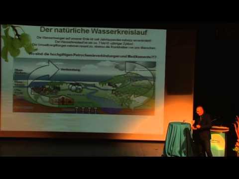 1/3: Thomas Rachor: Wie gesund ist unser Wasser?