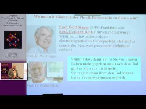 1/3: Dr. rer. nat. Klaus Volkamer: Die feinstoffliche Grundlage von Freie-Energie-Technologien