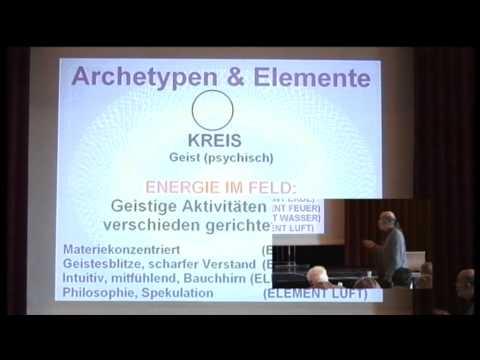 1/3: Mag. Ölwin H. Pichler: Geometrische Formen und Planetensignaturen