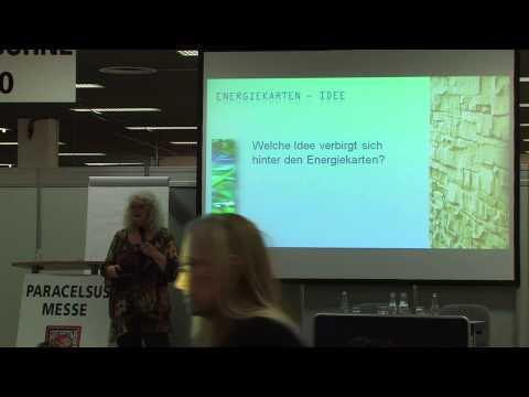 1/3: Antonie Peppler: Therapeutische Hilfe mit Energiekarten