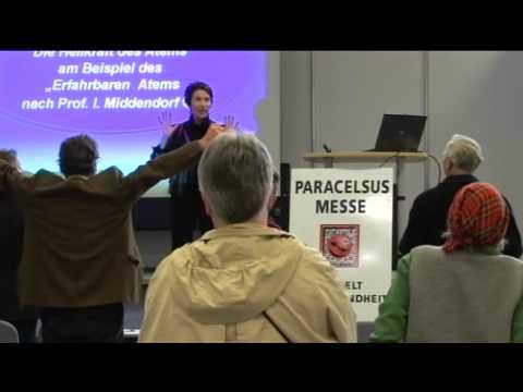 1/3: Veronika Langguth:Salutogenese-Heilkraft d.Atems,Erfahrbarer Atem,Prof.I.Middendorf®