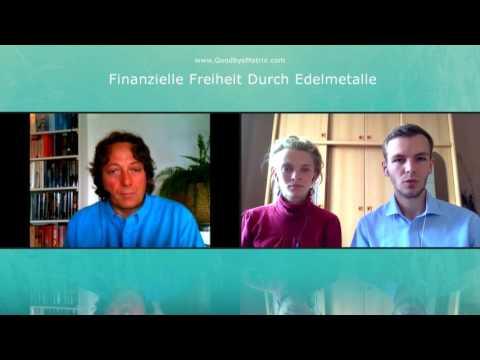 1/2: Hubert Hüssner: Wie Edelmetalle Dich finanziell frei machen
