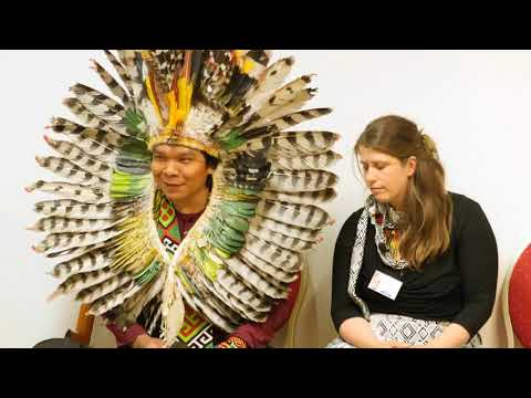 1/2: Fabiano Txana Bane Maia Sales: Heiltraditionen der Huni Kuin aus Brasilien
