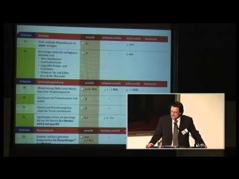 1/3: Rainer Roehl: Schulverpflegung - gesund, lecker, wirtschaftlich