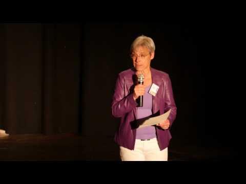 Lydia Dietrich: Willkommensgruß aus München