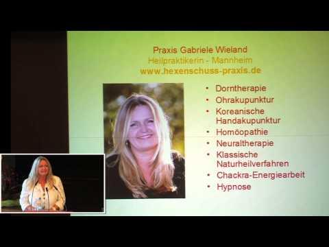1/4: Gabriele Wieland: Das Schulter-Arm-Syndrom