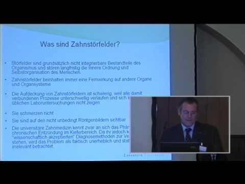 1/3: Dr. Dierk Remberg: Ausleittherapien in der Zahnmedizin
