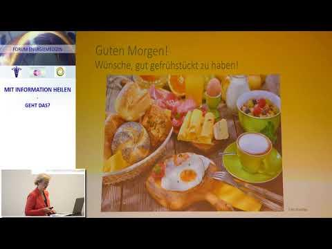 Vortrags-Ausschnitte | Ernährung | Energie und Information unserer Nahrung | Gertrud Krause-Traudes