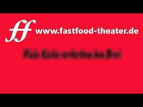 "6/24: Fastfood-Improvisationstheater: ""Best-of"" Juli / August 2008"