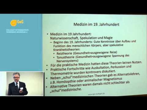 1/2: Prof. Dr. Hans-Jürgen Luderer: Die Behandlung einer dissoziativen Störung im 19. Jahrhundert.