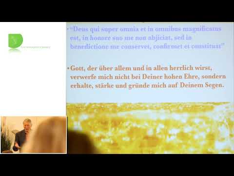 1/2: Dr.W.Strehlow: Kinderheilkunde mit Schwerpunkt von Allergiebehandlung nach Hildegard von Bingen