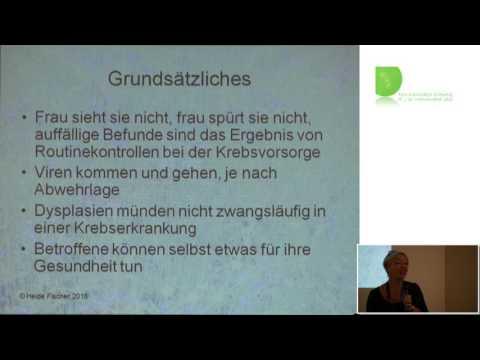 1/2: Heide Fischer: Naturheilkundliche Behandlung bei HPV und Dysplasien