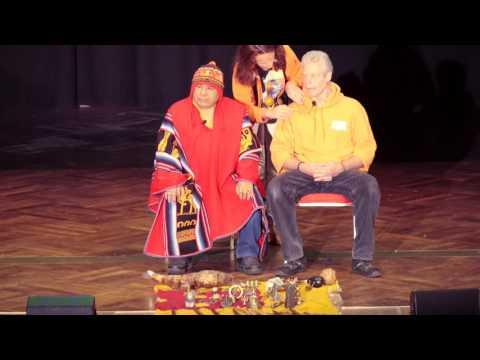 1/2: Gerardo Pizzaro: Schamanische Heilmethoden aus Peru