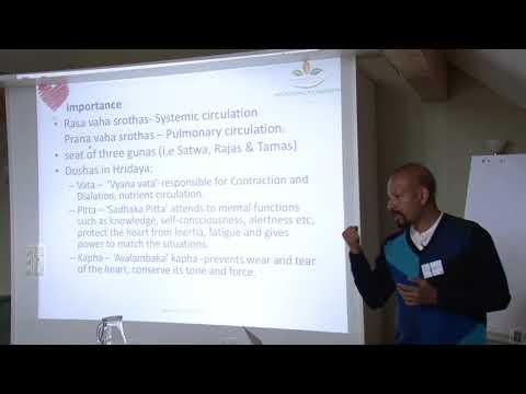 1/2: Dr. Sajan Joseph: Ayurveda-Therapie bei koronarer Herzkrankheit