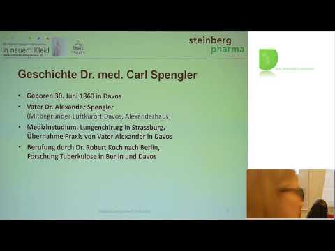 1/2: Janine Lüscher: Immunmodulation nach Dr. Carl Spengler
