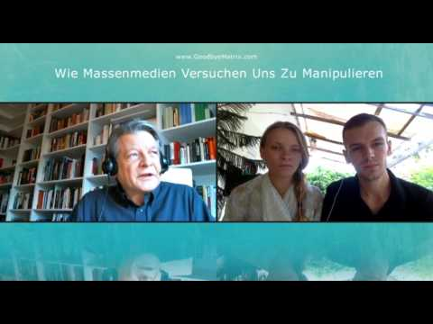 1/2: Michael Vogt: Wie Massenmedien versuchen uns zu manipulieren