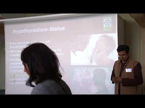 1/2: Ashtavaidyan Narayanan Nambi: Status von Ojas und Prana bei Schilddrüsenunterfunktion