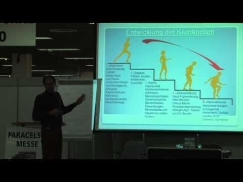 1/4: Dr. John Switzer: Behandlung chronisch-degenerativer Erkrankungen mit der Wildkräuter-Vitalkost