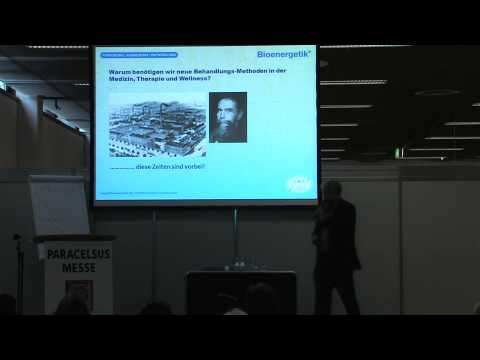 1/2: Hartmut Fraas: Neue Therapiequalifikationen im Rahme der Quantenphysik