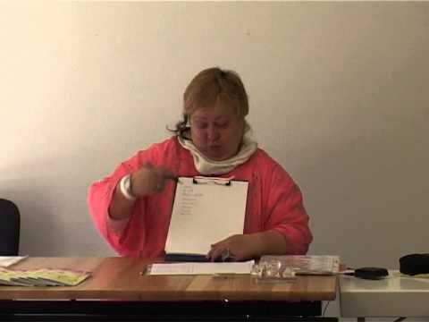 1/2: Inge Schubert: Systemisches Heilstellen - Energetisches Familien-/Themenstellen