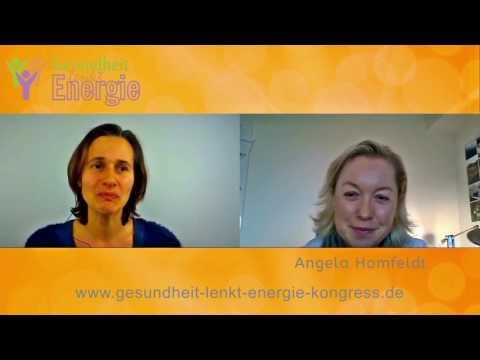 Trailer: Angela Homfeld: Sei achtsam mit Dir und anderen