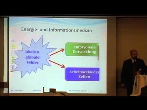 1/3:Dr.med.F.Meissner:Bioenergetic and Informational Healthcare (BIH) - Energiemedizin der Zukunft?