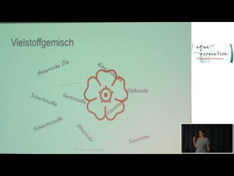 1/2: Dr. med. vet. Alexandra Nadig: Hydrolate in der Tiermedizin