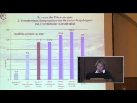1/2: Dr. Anke Bauer: Schweregrad und Versorgung Umweltmedizinischer Krankheiten