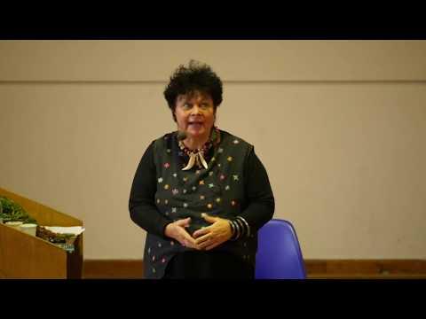 1/2: Nana Nauwald: Wort-Medizin