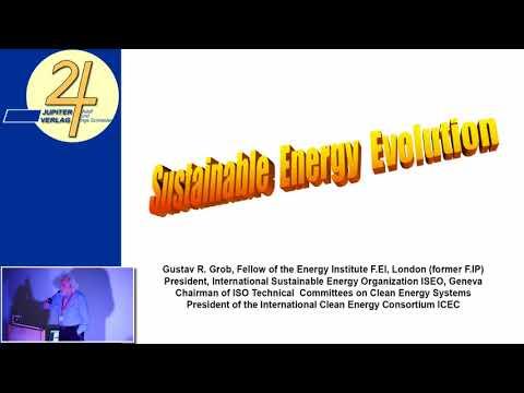 1/2: Gustav Grob: Resultate der 25. World Clean Energy Conference WCEC in Genf