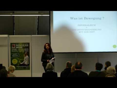 1/2: Julia Zwatschek: Kinesiologie - Balance für jedermann!