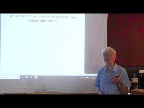Vortrag Anfang | Umweltmedizin | Krankheiten durch Elektrosmog und Schadstoffe | Dr. med. W.Wortberg