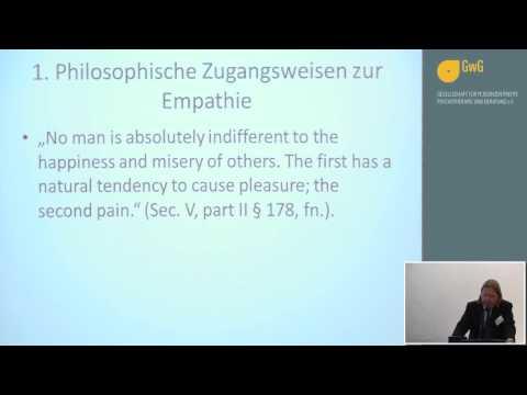 1/3: Prof. Dr. Matthias Kaufmann: Freier Wille, Empathie und moralische Integrität