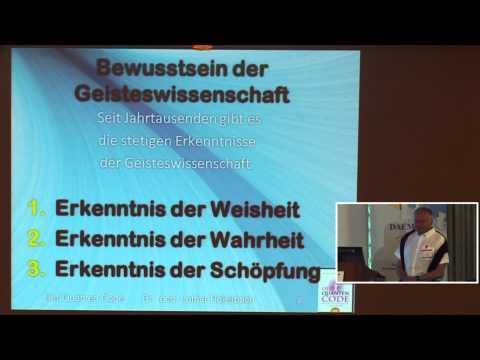 Teil 1/6: Dr. Lothar Hollerbach: Quantentherapie - Heilen mit dem Bewusstsein