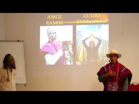 1/2: Das Heilwissen der Yatiris der Sonneninsel Boliviens, Don Jorge Ramos und Guido Alinas Flores